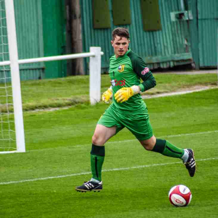 BREAKING NEWS | Young Goalkeeper Signs
