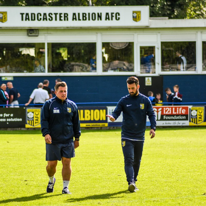 Tadcaster Albion v Spennymoor Town
