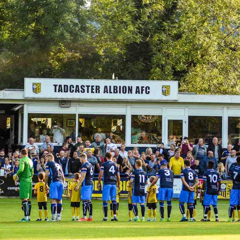 Tadcaster Albion v Leeds United U23s