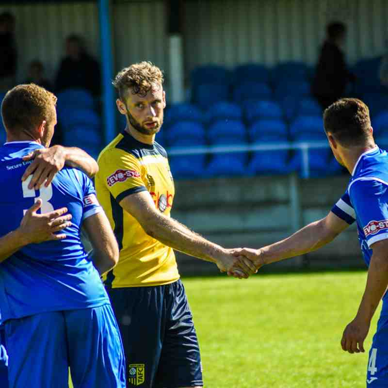 Ramsbottom United v Tadcaster Albion
