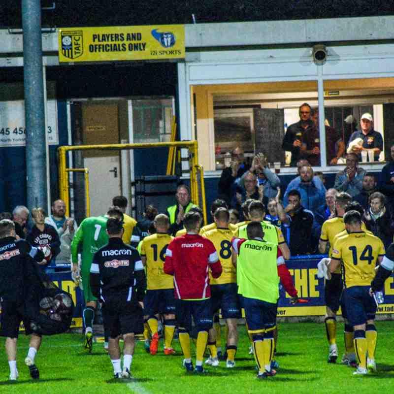 Tadcaster Albion v Ossett Albion