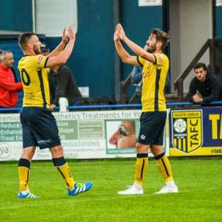 REPORT | Savory Nets First Half Treble As Taddy Thrash Ossett