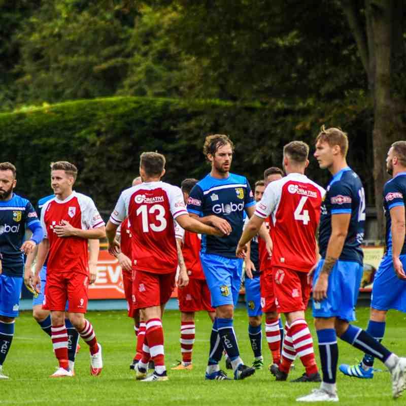 Tadcaster Albion v Colne