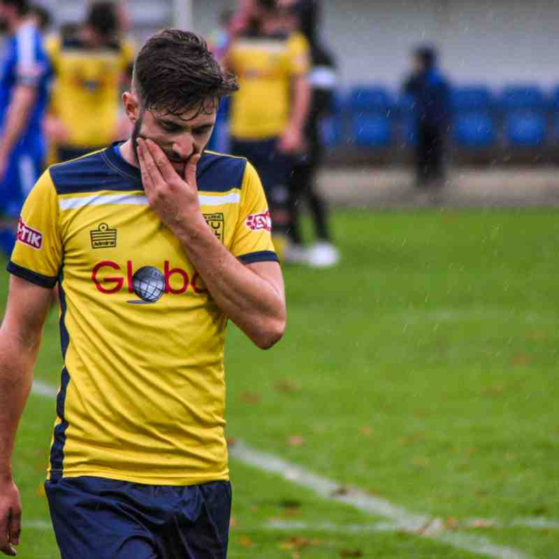 Tadcaster Albion v Skelmersdale United
