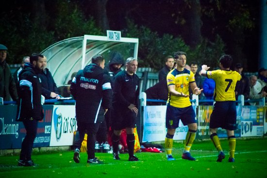 Tadcaster Albion v Clitheroe
