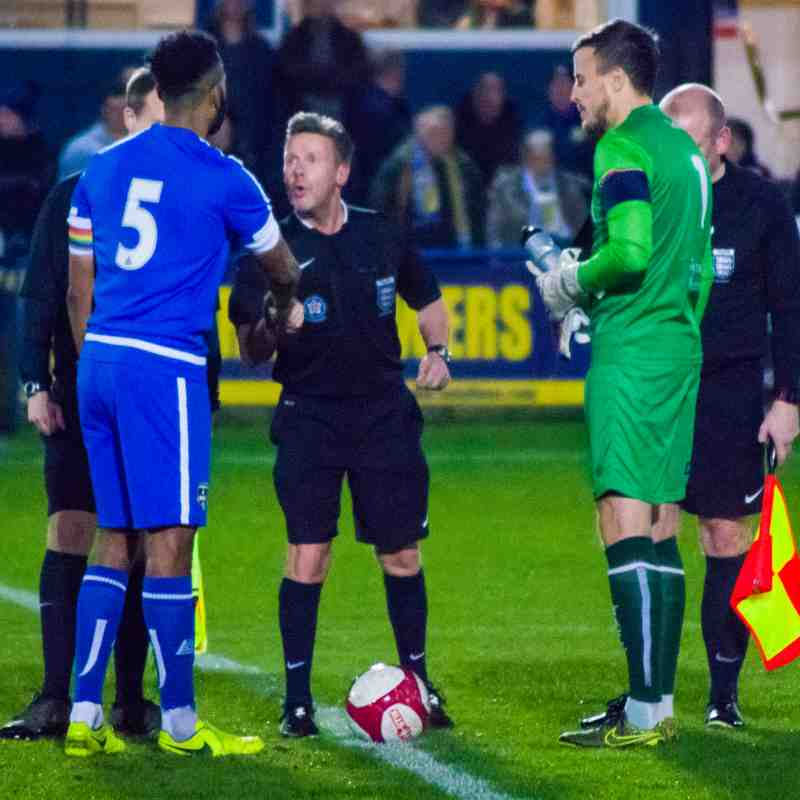 Tadcaster Albion v Guiseley