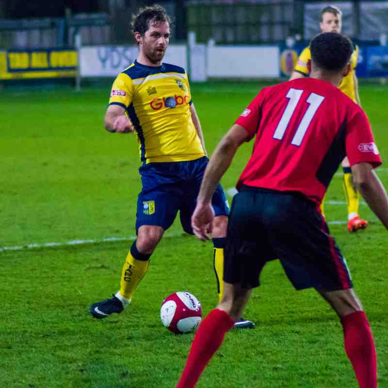 Tadcaster Albion v Ramsbottom United