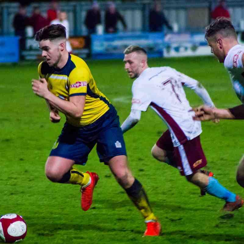 Tadcaster Albion v South Shields
