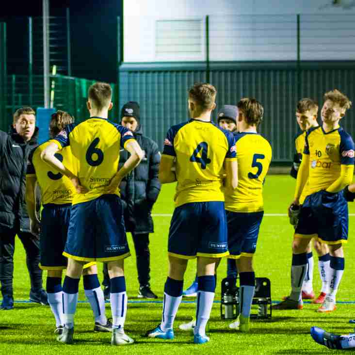 Highlights: Harrogate Town U21's 3-0 Taddy U21's