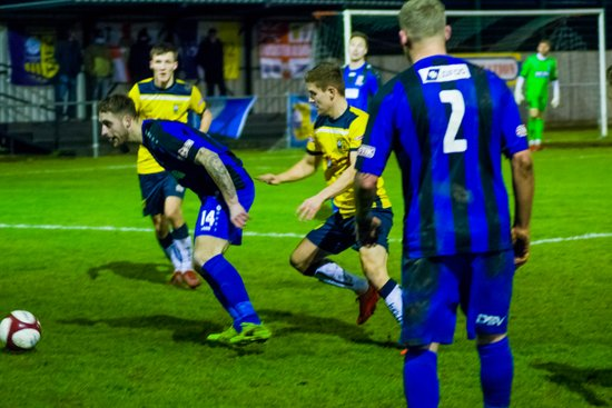 Cleethorpes Town v Tadcaster Albion