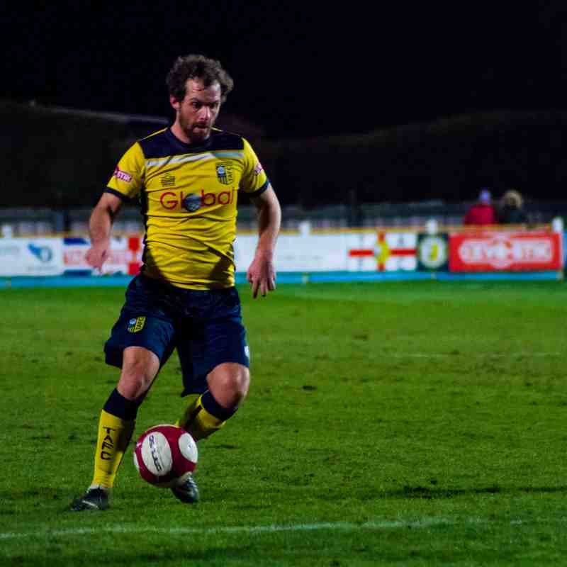 Tadcaster Albion v Selby Town