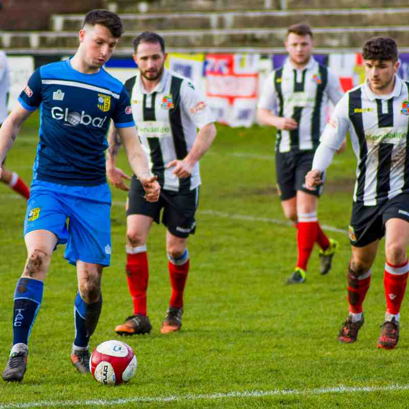Kendal Town v Tadcaster Albion