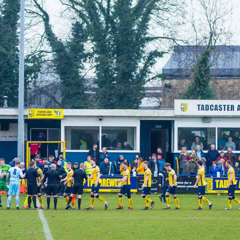 Tadcaster Albion v Atherton Collieries