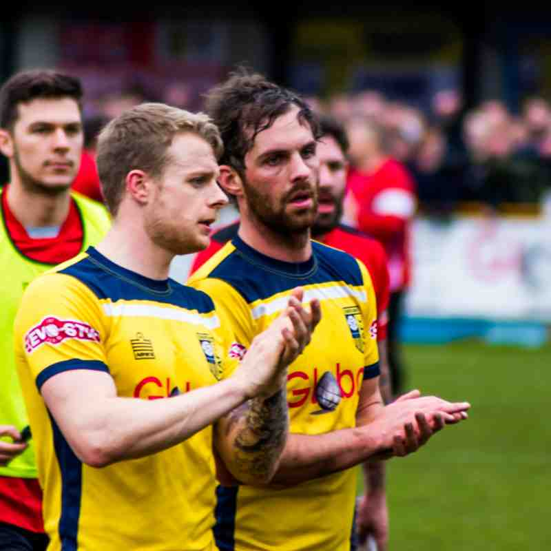 Tadcaster Albion v Hyde United