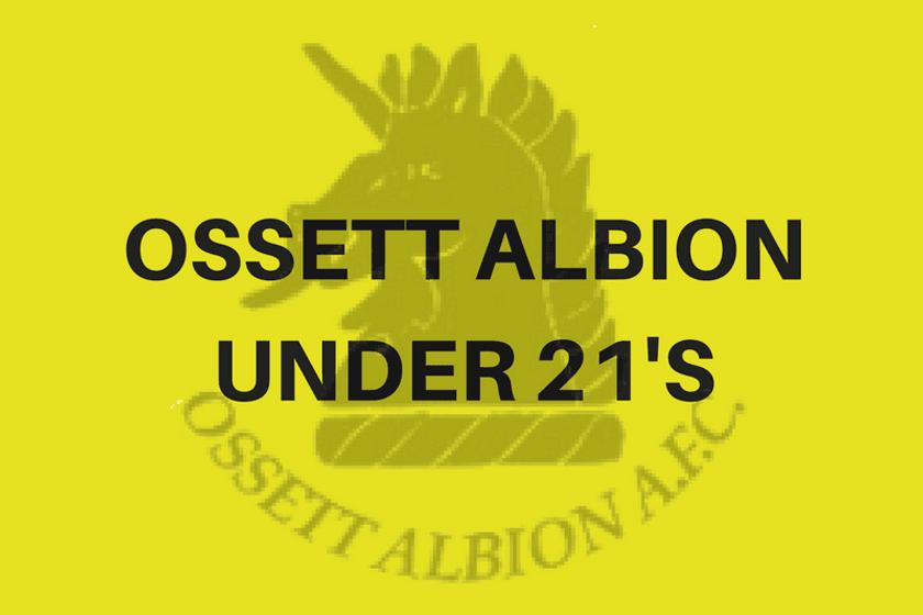 Sheffield U21s  v  Ossett Albion U21s