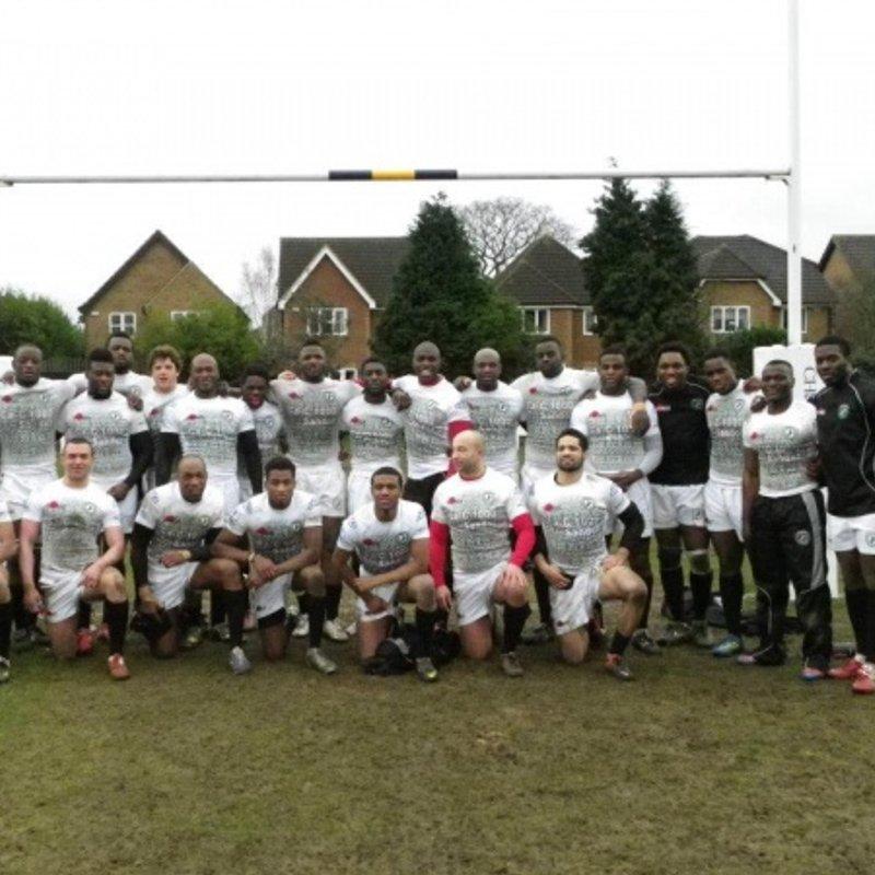 Nigeria Exiles To Play Esher RFC