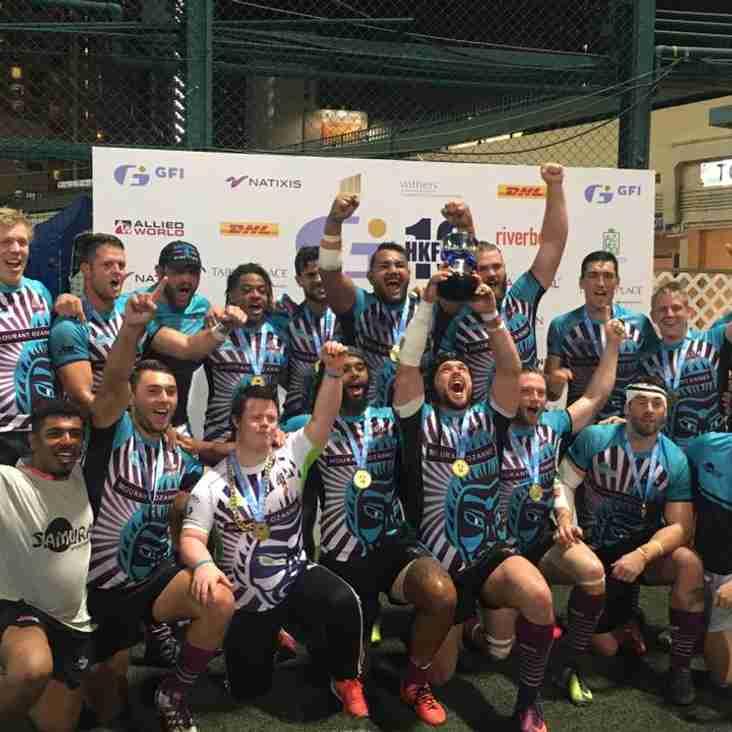 Samurai Win Bowl At Hong Kong Tens