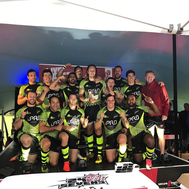 Samurai Barracudas Win Super Sevens Series