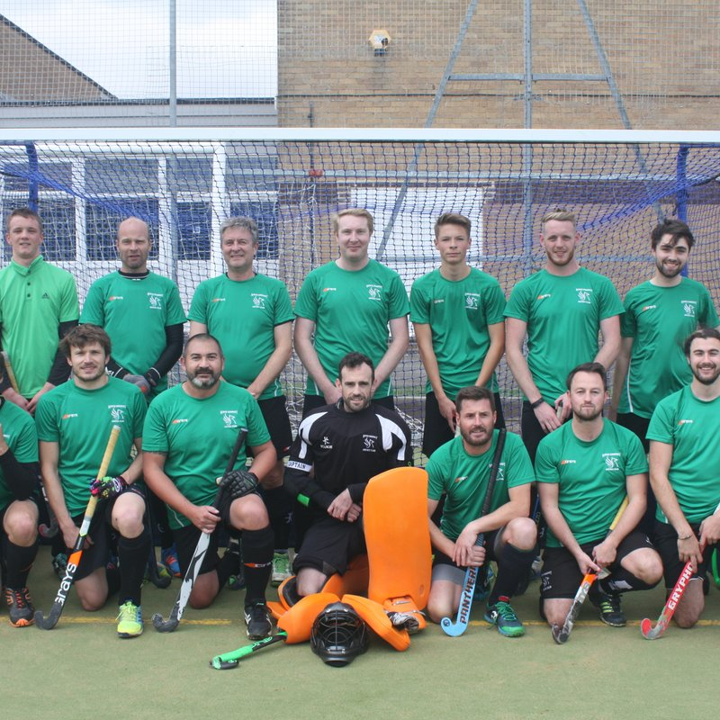 Mens 2nd XI beat Firebrands D 4 - 2