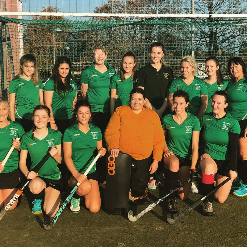 Ladies 2nd XI lose to Nailsea 2 4 - 2