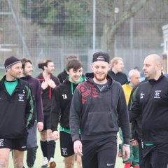 Men's 2s vs Clifton Robinsons 12/1/19