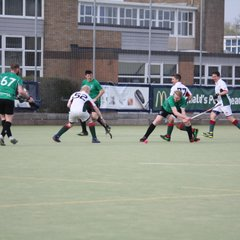 Men's 2s vs Westbury 9th March 2019