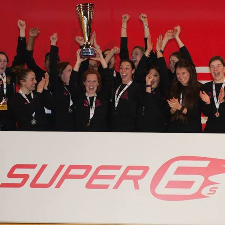 Slough Women - English National Indoors Champions!<
