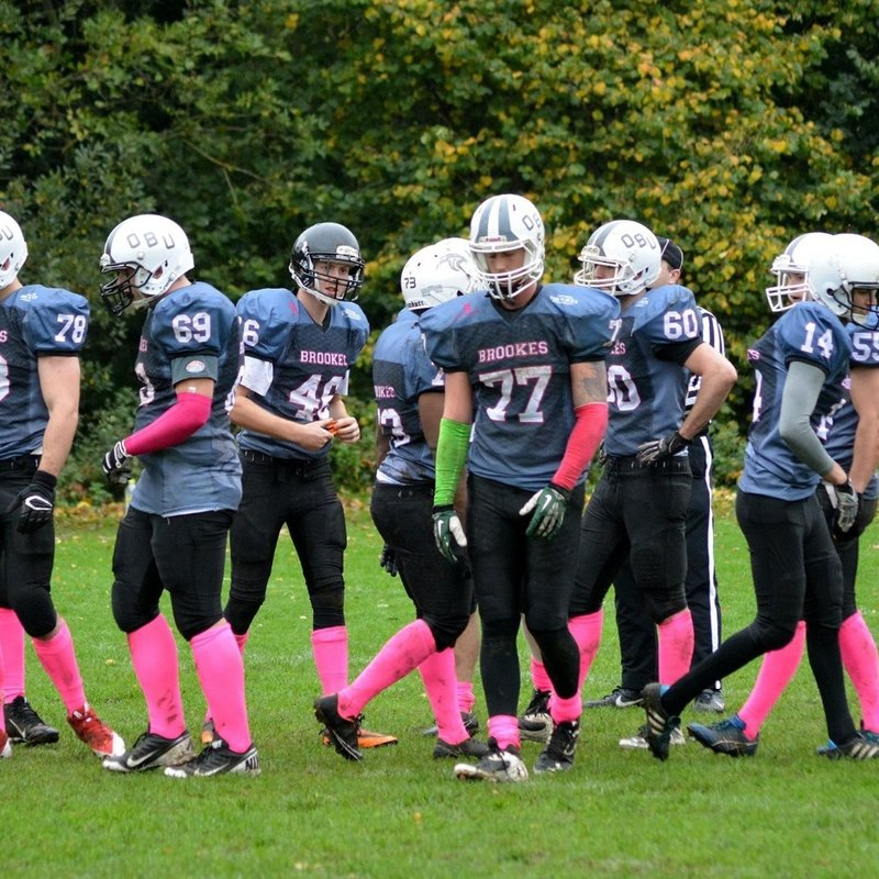 Essex Blades @ OBU Panthers 08/11/15