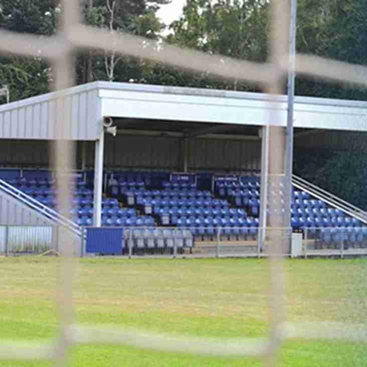 Club to ground share at Fleet Town FC
