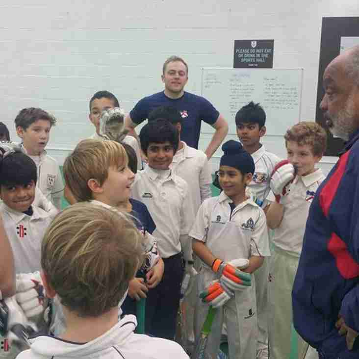 Making One Chance Into More: The Example of London School Cricket Association