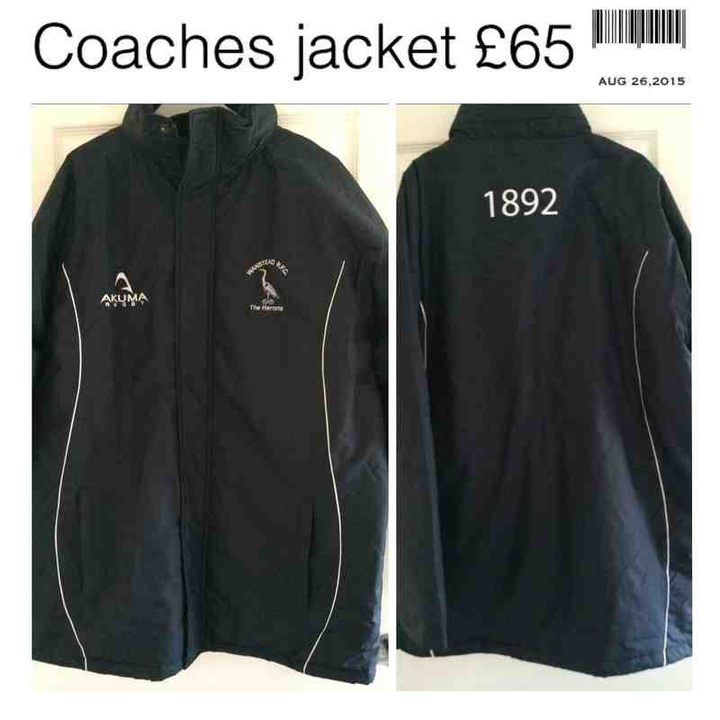Akuma Coaches Jacket