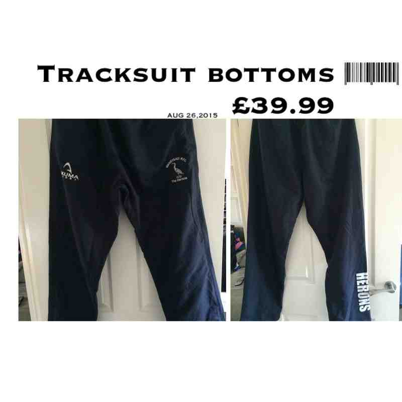 Akuma Tracksuit Bottoms (Adult)