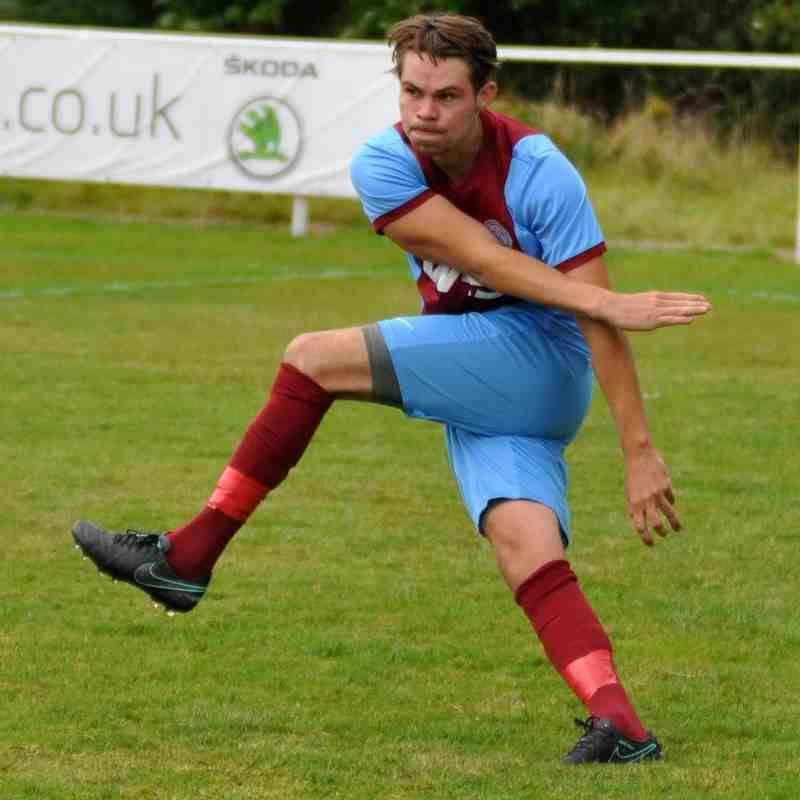 FA Cup game Hamworthy `v` Brockenhurst 2-1 win