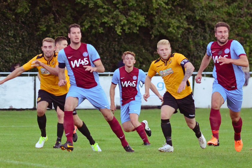 Dorset Senior Cup quarter finals Hammers v Poole Town Tuesday 7.45pm 28th November.