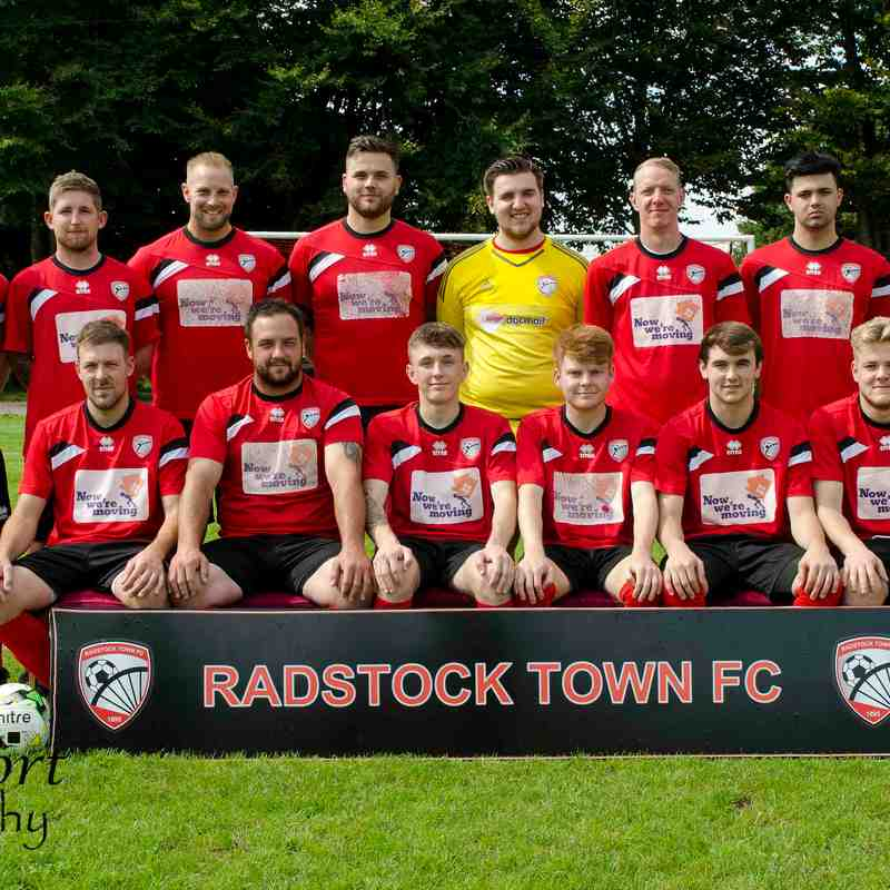 RTFC Reserves 2017/18 Team Photo & Profile Photos