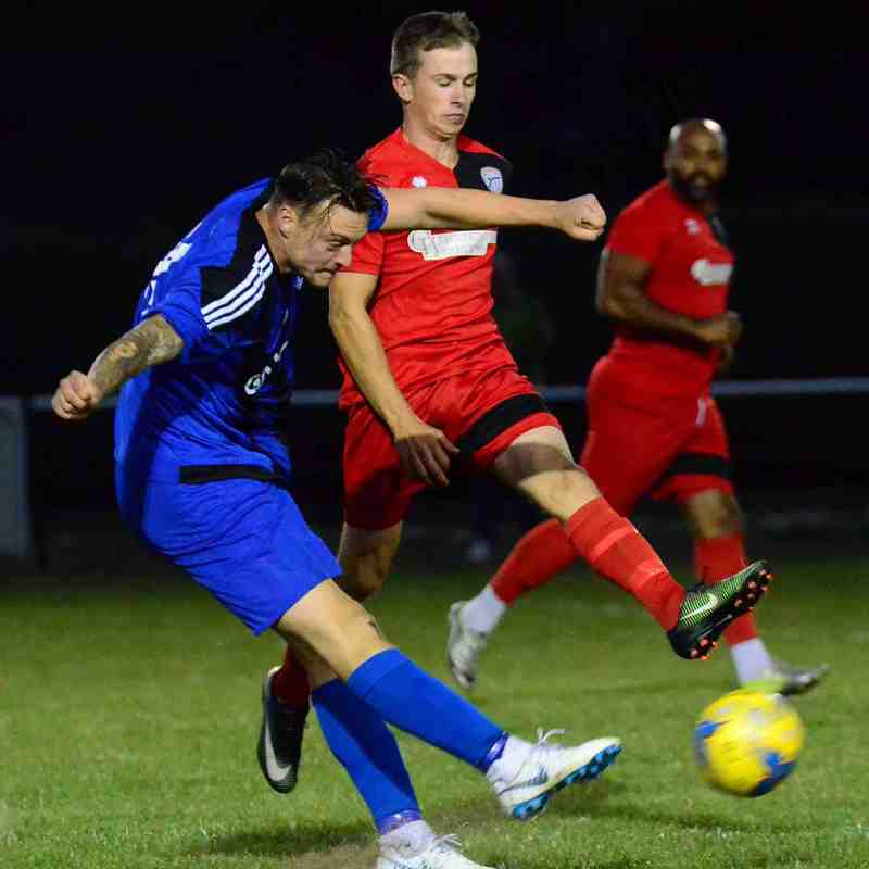RTFC vrs Devizes Town August 7th 2018 1-3