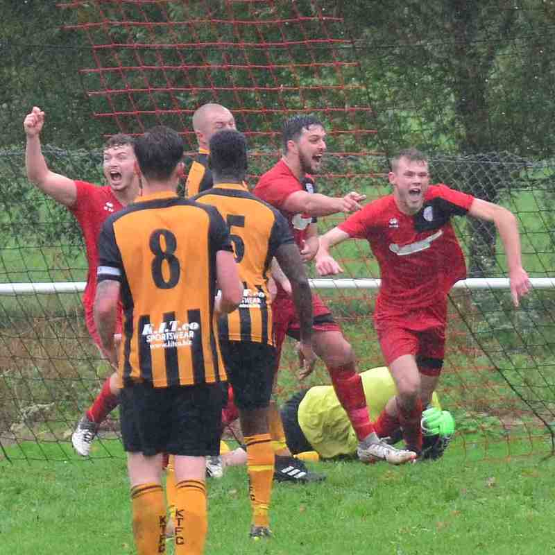 RTFC vrs Keynsham Town Sept 22nd 2018 1-1