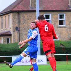 RTFC Res vrs Frome Town Sports Sat Oct 13th 2018 Cup Match 1-0
