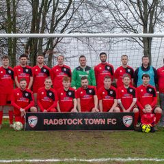 RTFC Reserves Team Photo 2018/19 Season.