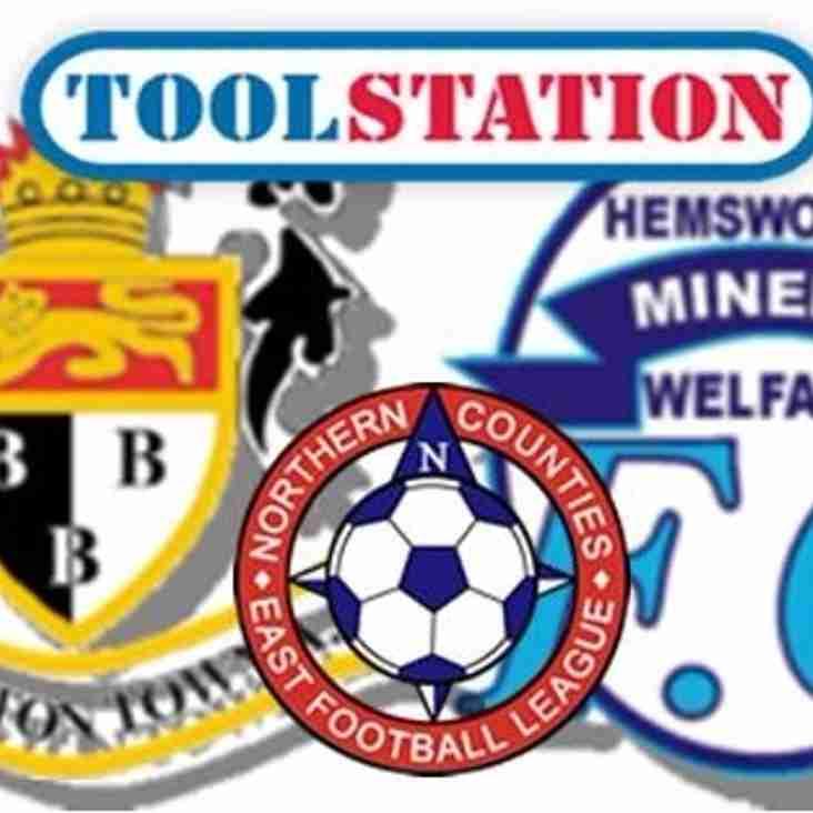 Sat 3 Dec // Bridlington Town // Neil Hudgell Solicitors Stadium