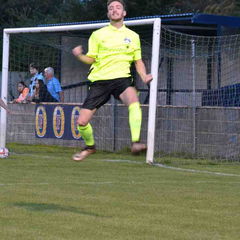 Barton Town Old Boys Away NCEL Premier Division 30-8-16