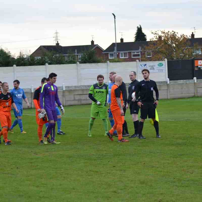 1st Team @ Armthorpe Welfare 12-11-16