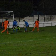 1st Team @ Armthorpe Welfare 12-11-16