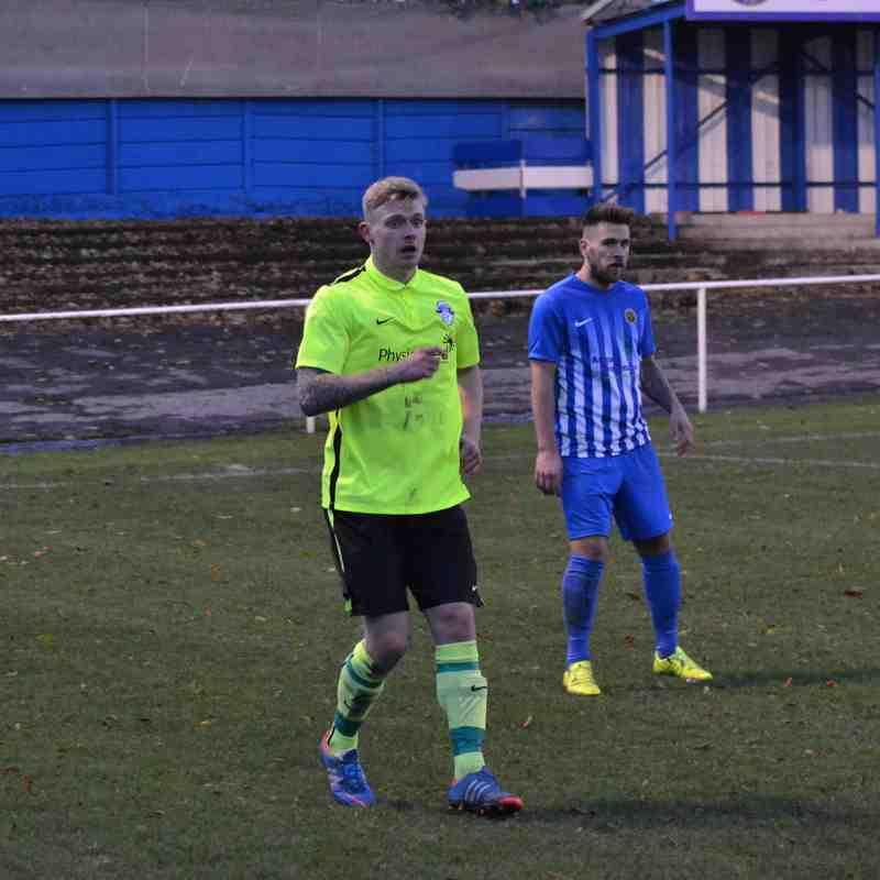 Staveley MW Away 19-11-16