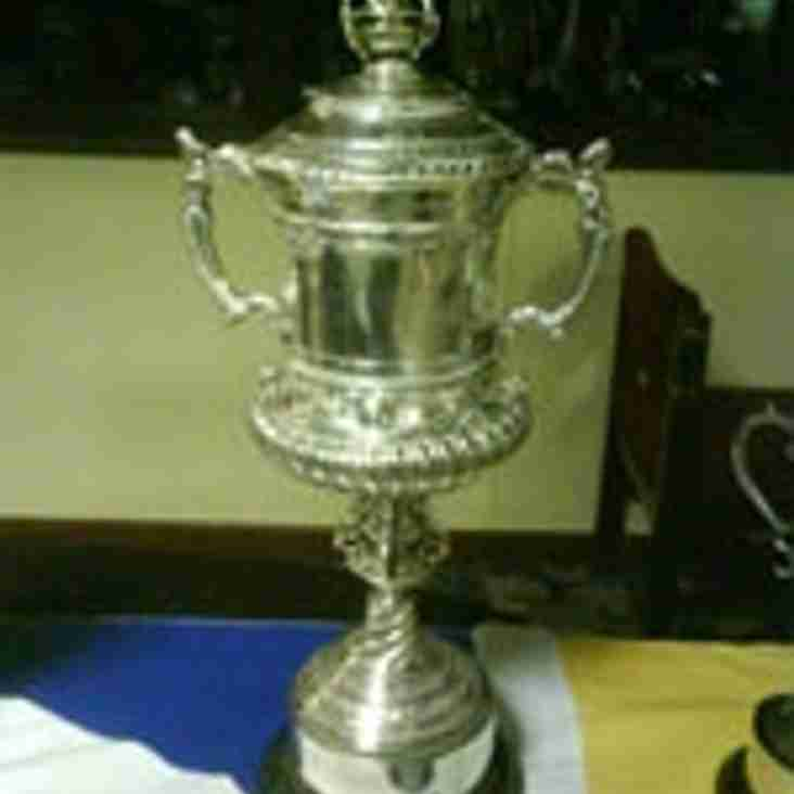 Cup Ties Arranged