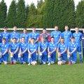 Hemsworth M.W.F.C Development team  lose to Millmoor juniors  1 - 2