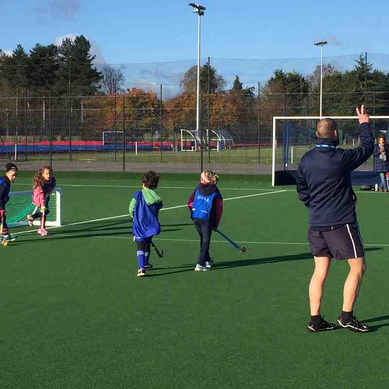 U8 tournament 12th Nov 2017