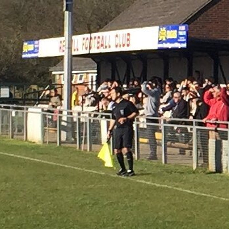 Redhill Pick Up Valuable Point