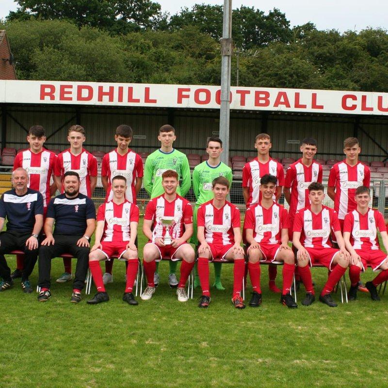 Redhill FC Presentation Evening