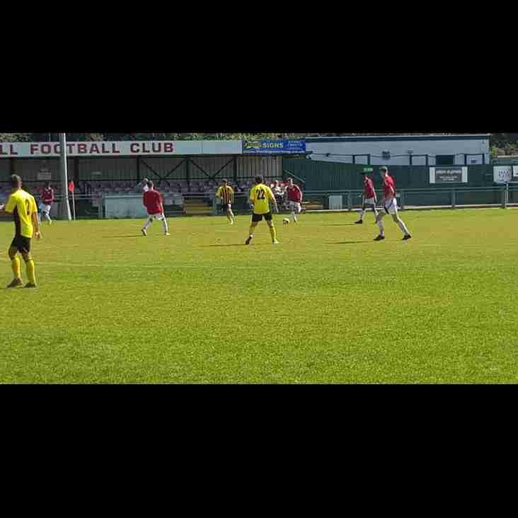 Sunday U18s Win